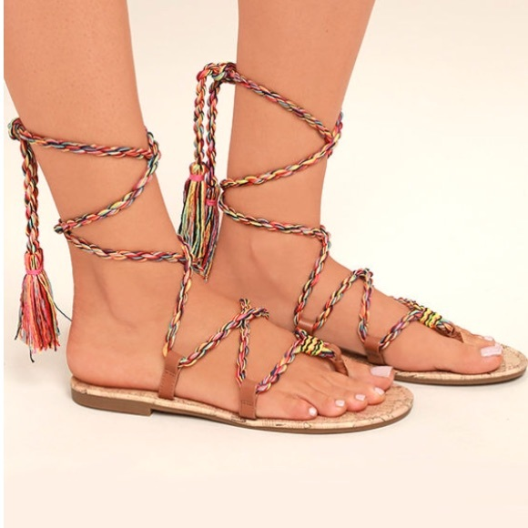 Circus by Sam Edelman Beth Lace Up Sandal a8e1r